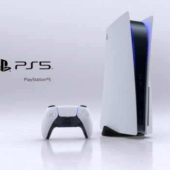 Sony PlayStation 5 1TB White, 1 x Gamepad (Dualsense)