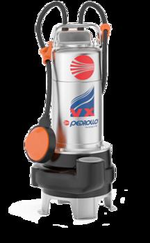 купить Дренажный фекальный электронасос Pedrollo BCm15/50-N 1.1 кВт в Кишинёве