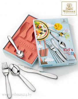 Столовый набор WILMAX WL-999901/4G (детский)