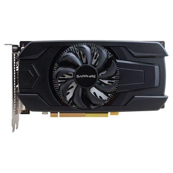 Sapphire Radeon RX 460 2GB DDR5 128Bit 1216/7000Mhz, DVI, HDMI, DisplayPort, Single fan, Lite Retail