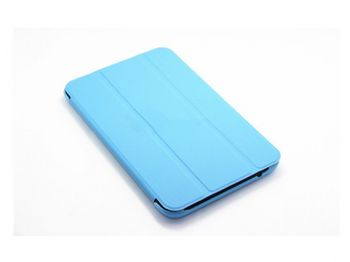 Lenovo A7-30 Blue Folio Sleeve Case+Screen Film