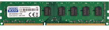 4GB DDR3-1333  GOODRAM, PC10600, CL9