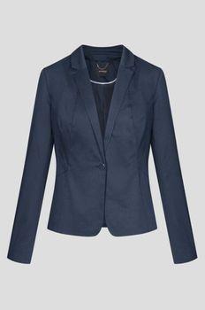 Пиджак ORSAY Темно синий 480235
