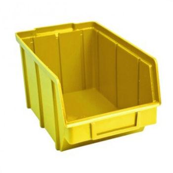 cumpără Lădiță 170x100x80 0.5l, galben în Chișinău