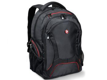 "купить 17.3"" NB Backpack - PORT COURCHEVEL, Black/Red в Кишинёве"