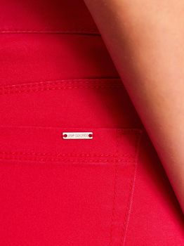 Брюки TOP SECRET Красный ssp2587
