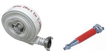 купить Рукав пожарный  d.66 (20м+2 ГРН-70+1 РС-70) 10 BAR в Кишинёве
