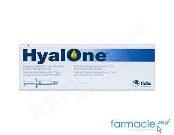 купить Hyalone 60mg/4ml inj. Pre-filled ser. N1 (TVA 20%) в Кишинёве