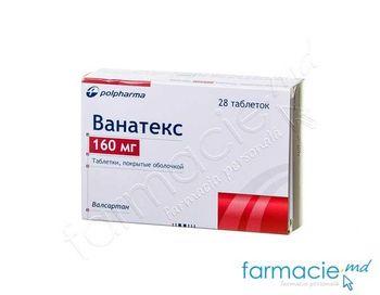купить Vanatex comp. film. 160 mg N14x2 в Кишинёве