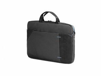 """купить 15.6"""" NB bag - CONTINENT CC-205 GA, Grey/Blue, Top Loading в Кишинёве"""