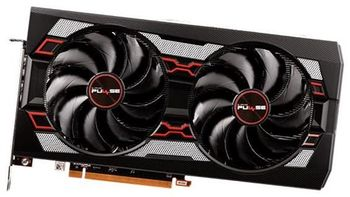 Sapphire PULSE Radeon RX 5700 8GB GDDR6 256Bit 1750/14000Mhz, 1x HDMI, 3x DisplayPort, Stream Processors: 2304, RDNA Architecture, 2nd Gen 7nm GPU, PCIe 4.0 Support, IFC IV,  Dual-X Cooling, Two-Ball Bearing, Metal Backplate, Dual BIOS, Lite Retail