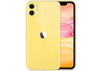 купить Apple iPhone 11 64Gb, Yellow в Кишинёве