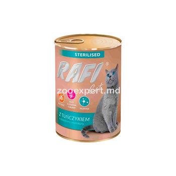 Rafi Sterilised Cat 400 gr