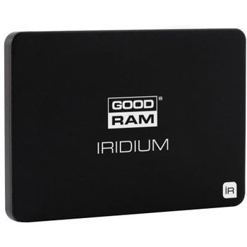 "2.5"" SSD 120GB  GOODRAM IRDM, SATAIII, Sequential Reads: 550 MB/s, Sequential Writes: 540 MB/s, Maximum Random 4k: Read: 38,000 IOPS / Write: 85,000 IOPS, Thickness- 7mm, Controller Phison PS3111-S11, NAND MLC"