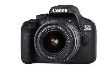 DC Canon EOS 4000D Bk & EF-S 18-55 IS II
