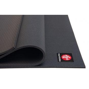 Коврик для йоги Manduka PRO Long BLACK -6мм