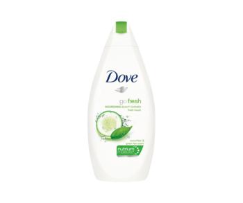 cumpără Gel de duş Dove Fresh Touch, 250 ml în Chișinău