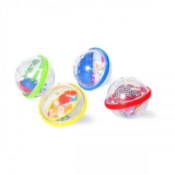 купить BabyOno Игрушка для ванны Shape Fushion 4 шт в Кишинёве