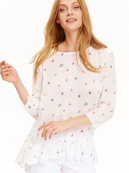 Блуза TOP SECRET Белый