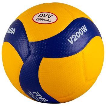 купить Мяч волейбольный Mikasa MVA V200W-DVV New OFFICIAL FIVB 2019 (2435) в Кишинёве