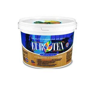 Eurotex Лак Eurotex Аквалак Тик 2.5кг