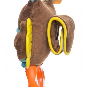 купить Игрушка-погремушка Babyono Сова в Кишинёве