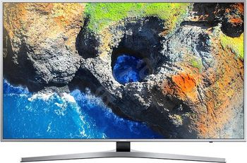 "купить ""40"""" LED TV Samsung UE40MU6402, Silver (3840x2160 UHD, SMART TV, PQI 1500Hz, DVB-T/T2/C/S2) (40"""", 38640x2160 UHD, PQI 1500Hz, SMART TV (Tizen OS), 3 HDMI, 2 USB (foto, audio, video), DVB-T/T2/C/S2, OSD Language: ENG, RO, Smart remote control, Speakers 2x10W, 10.5Kg VESA 200x200 )"" в Кишинёве"