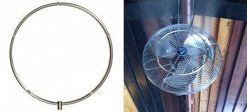 купить Кольцо ∅47 см для 8 форсунок из нержавеющей стали AISI 316 в Кишинёве