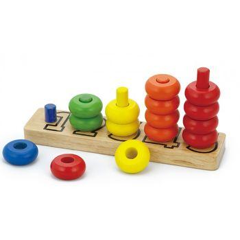 купить Viga Деревянная игрушка Counting Numbers в Кишинёве