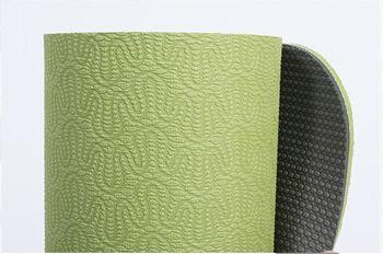 Коврик для йоги Lotus Pro GREEN -6мм