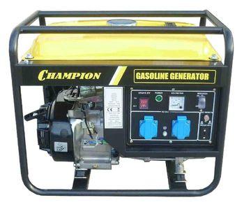 Champion Генератор бензиновый GG3000