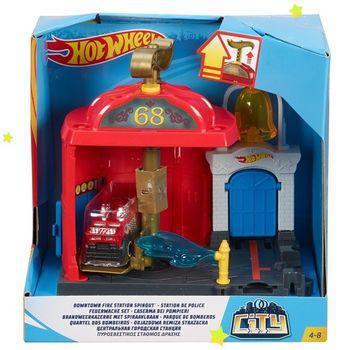 Игровой набор Hot Wheels City, код FRH28