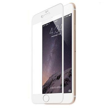 купить Защитное стекло Full Cover (3D) iPhone 6/6s, White в Кишинёве