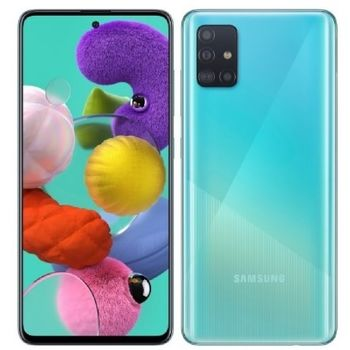 купить Samsung Galaxy A51 6/128Gb Duos (SM-A515), Blue в Кишинёве