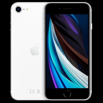 купить Apple iPhone SE 2020 128Gb, White в Кишинёве