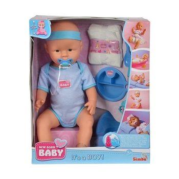 купить Simba Кукла с аксессуарами 43 см в Кишинёве