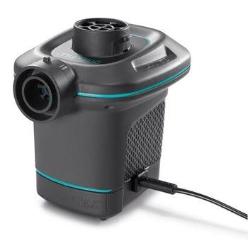 купить Насос электрический 220V Quick-Fill, 3 насадки в комплекте в Кишинёве