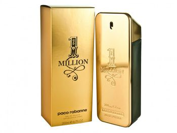 PACO RABANNE 1 MILLION MEN EDT 200 ml