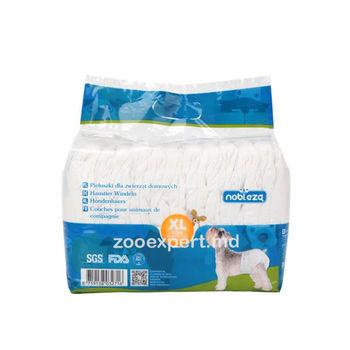 Nobleza подгузники для собак 12 шт / размер XL