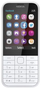 Nokia 225 Dual Sim (White)