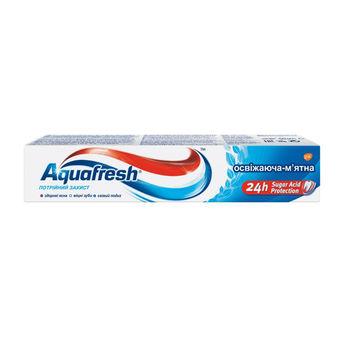 купить Aquafresh зубная паста Освежающе мятная, 50 мл в Кишинёве