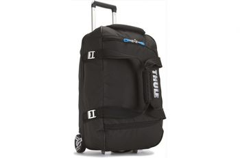 {u'ru': u'THULE Travel Bag - Crossover 56L Rolling Duffel, Black, Safe-zone, Dobby Nylon, Dimensions 38 x 32.5 x 64 cm, Weight 3.5 kg, Volume 56L, Gear bag with a wide mouth access to easily load helmets, boots, gloves, jackets and other travel essentials', u'ro': u'THULE Travel Bag - Crossover 56L Rolling Duffel, Black, Safe-zone, Dobby Nylon, Dimensions 38 x 32.5 x 64 cm, Weight 3.5 kg, Volume 56L, Gear bag with a wide mouth access to easily load helmets, boots, gloves, jackets and other travel essentials'}