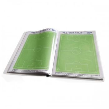 Блокнот для тренера по футболу Yakimasport 100240