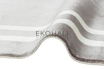 купить Ковёр EKOHALI Baroque BR 01 Grey White в Кишинёве