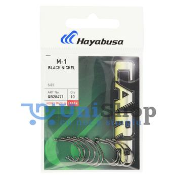 Крючок Hayabusa M-1 №4 (10шт)