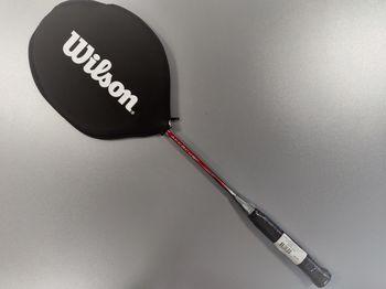 Ракетка для бадминтона Wilson Attacker 1/2 CVR 4 WRT8719304 (1048)