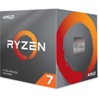 CPU AMD Ryzen 7 3800X 3rd Gen/Zen2