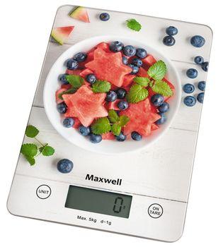 Весы кухонные MAXWELL MW-1478 (5 кг)
