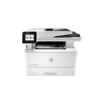 "MFD HP LaserJet Pro M428dw, White, A4, 40ppm, 512MB, Duplex, 50 sheet ADF, 1200dpi, 2.7"" touch display, up to 80000 pag, WiFi Direct,Hi-Speed USB 2.0,Gigabit Ethernet,Wireless 802.11,PCL 5,6;Postcript 3,ePrint, AirPrint (CF259A/X 3000/10000p)"