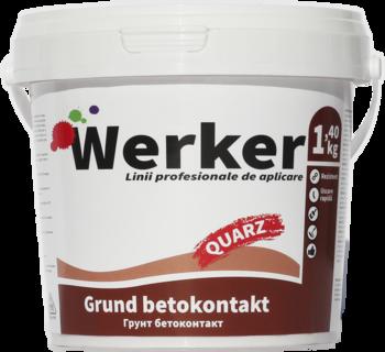 Грунтовка для стен Werker Betokontakt 1,4 кг